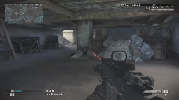 Bboy360 com playing Call of Duty: Ghosts