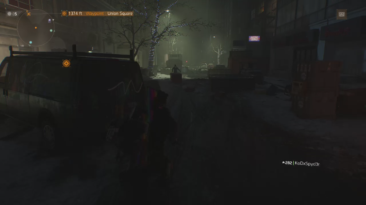 xlN1GHTMAR3lx playing Tom Clancy's The Division