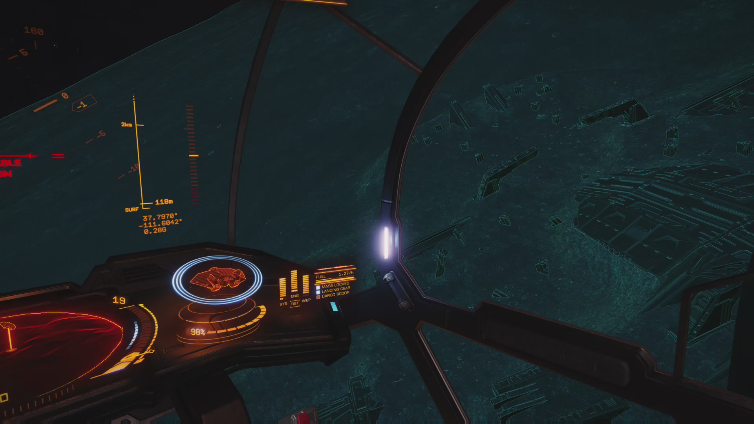 von to the max playing Elite: Dangerous