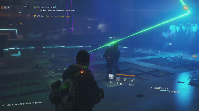 SpideyBaggins playing Tom Clancy's The Division